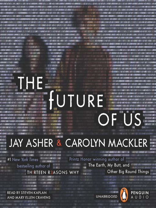 the future of us bookjacket